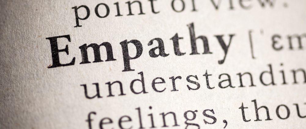 Empatía como estrategia