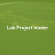 Lab Project Leader