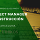 Project Manager Construcción
